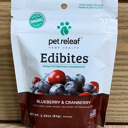 Pet Releaf Trial Size - Blueberry & Cranberry