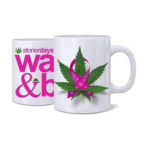 Stonerdays Pink Nug Mug