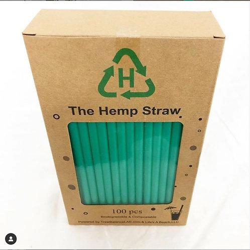 The Original Hemp Straw (100 ct)