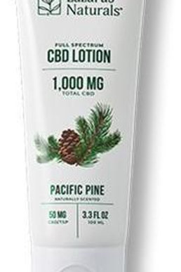 Lazarus 1000mg Lotion, pacific pine