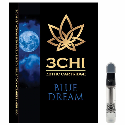 3Chi Delta-8 Vape - 950 mg (Blue Dream)