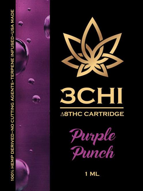 3Chi Delta-8 Vape - 950 mg (Purple Punch)