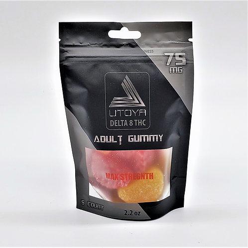 Utoya Delta 8 THC Adult Gummies