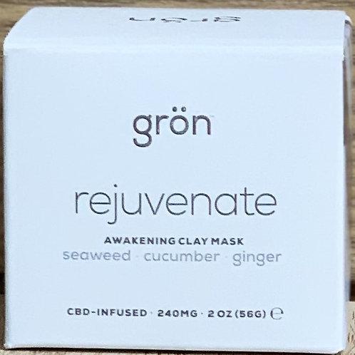 Gron Rejuvenate Awakening Clay Mask