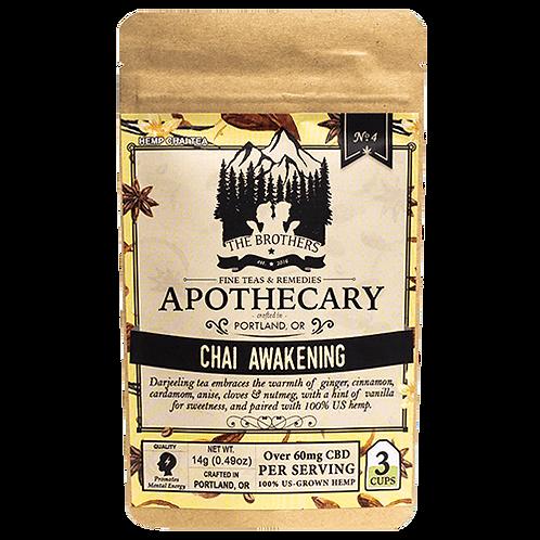 Apothecary Tea, Chai Awakening