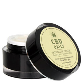 CBD Daily Triple Strength Intensive Cream - 1.7oz 180mg