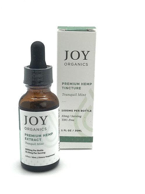 Joy Organics Tranquil Mint 1000mg