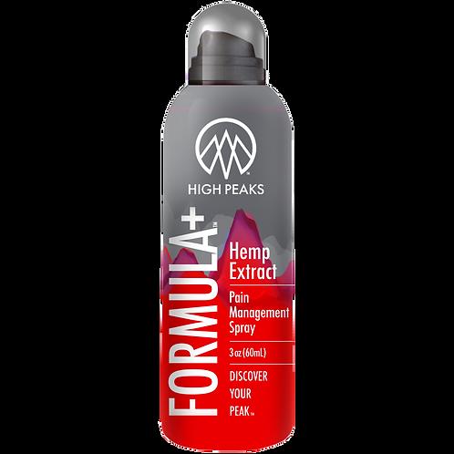 High Peaks Formula+ Pain Spray, 300 mg