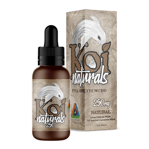 Koi Naturals 250mg Tincture Natural