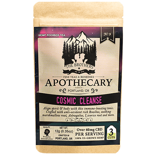 Apothecary Tea, Cosmic Cleanse