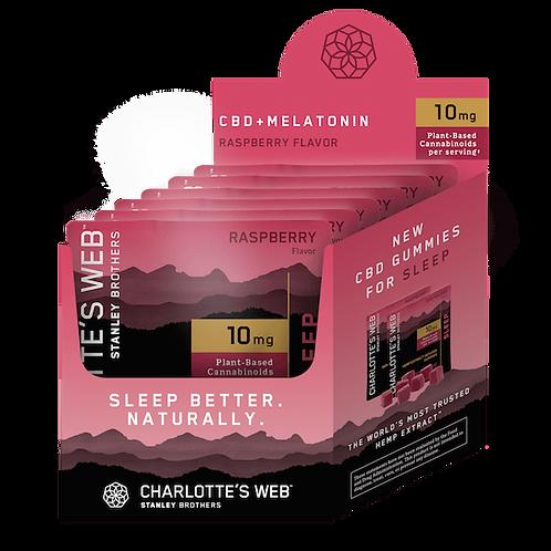 Charlotte's Web Gummies - SLEEP 6-pk