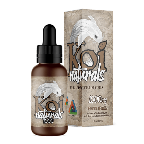 Koi Naturals 1000mg Tincture Natural