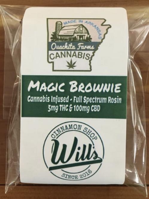 Ouachita Farms Magic Brownie / Cookie - 140 mg