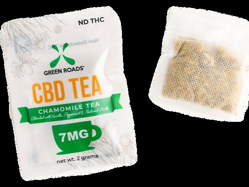 Green Roads CBD Tea 7mg