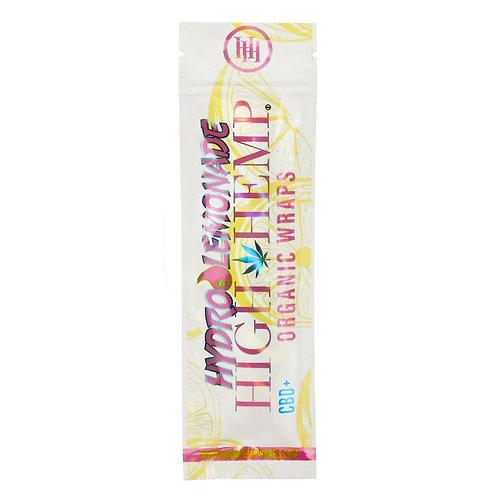 High Hemp Organic Wraps - Hydro Lemonade