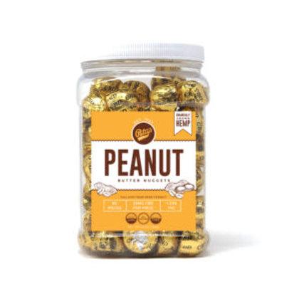 Patsys 25 mg Chocolate Turndowns, Peanut Butter