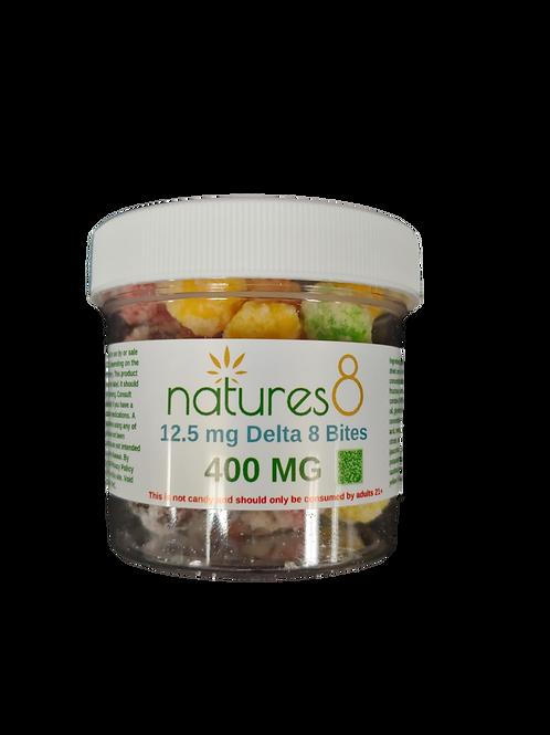 Natures 8 Delta-8 Bites (400 mg)