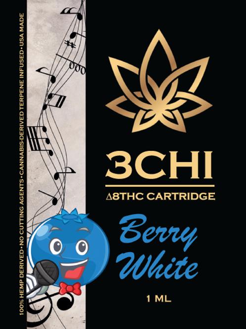 3Chi Delta-8 Vape - 950 mg, Berry White (CDT)