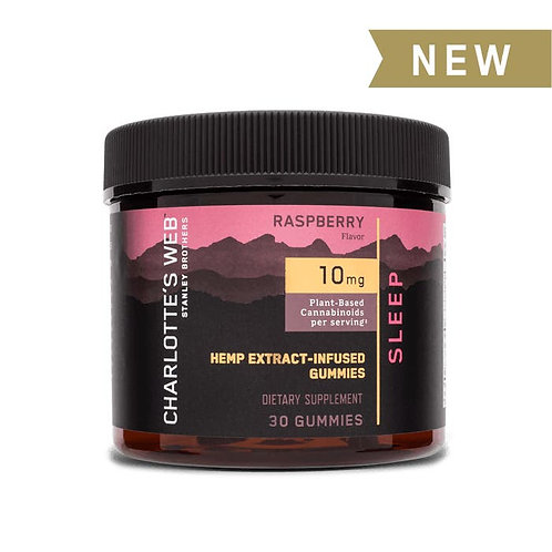 Charlotte's Web 10 mg Gummies (30 ct), Sleep