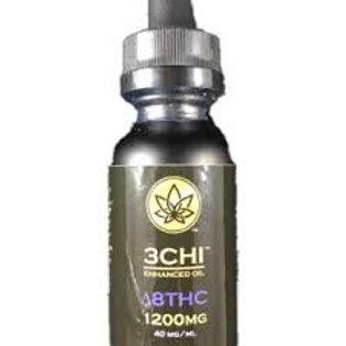 3Chi Delta-8 Tincture, 1200 mg