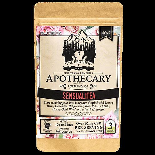 Apothecary Tea, Sensualitea