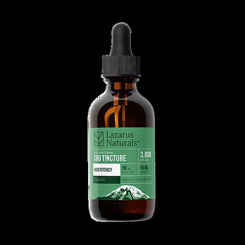 Lazarus Naturals High Potency CLASSIC - 3000 mg