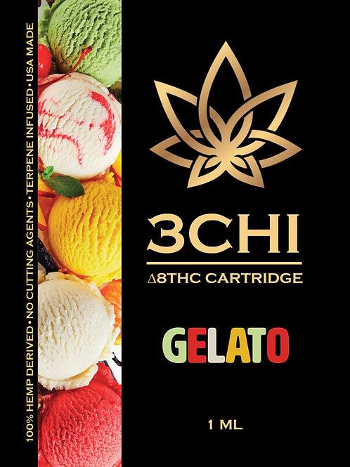 3Chi Delta-8 Vape - 950 mg (Gelato)