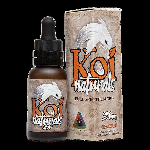 Koi Naturals 250mg Tincture Orange