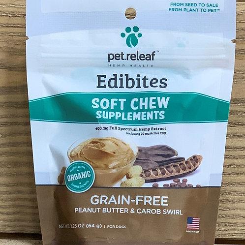 Pet Releaf Trial Size - Peanut Butter Carob