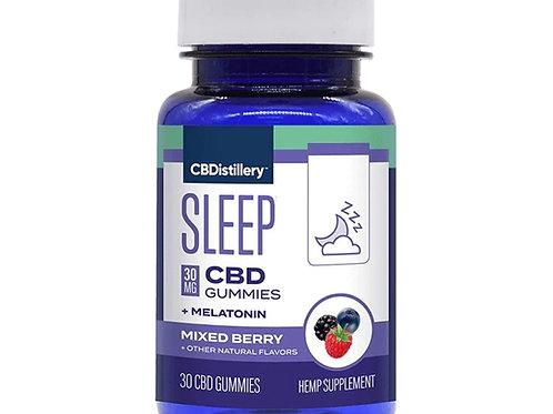 CBDistillery Broad Spectrum SLEEP Gummies - 900 mg