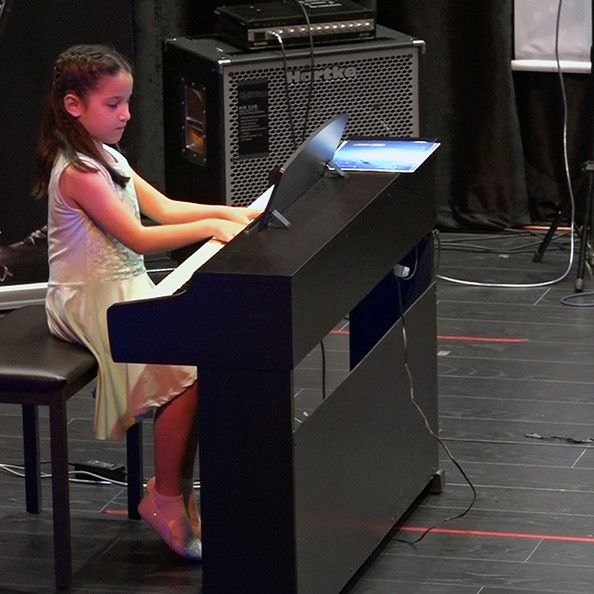 Piyano Eğitim Diyez Müzik
