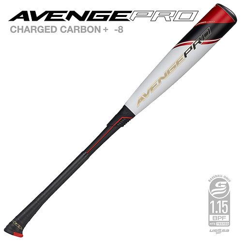 Axe 2021 Avenge Pro (-8) USSSA Baseball Bat