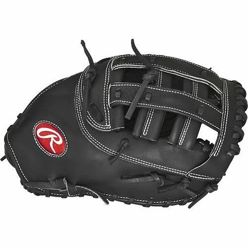 """Rawlings Heart of the Hide Fastpitch Softball 12.5"""" First Base Mitt"""