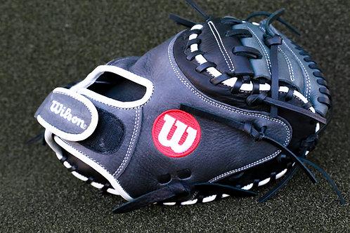 """Wilson A1000 CM33 33"""" Catcher's Mitt"""