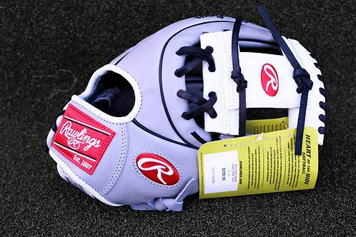 Rawlings Heart of the Hide 11.75 Fastpitch Fielding Glove
