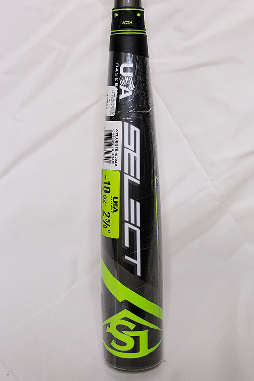 Louisville Slugger 2020 Select (-10) USA Bat