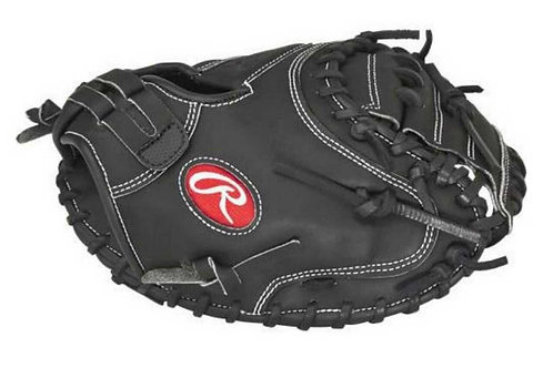 "Rawlings Heart of the Hide Fastpitch Softball 33"" Catcher's Mitt"