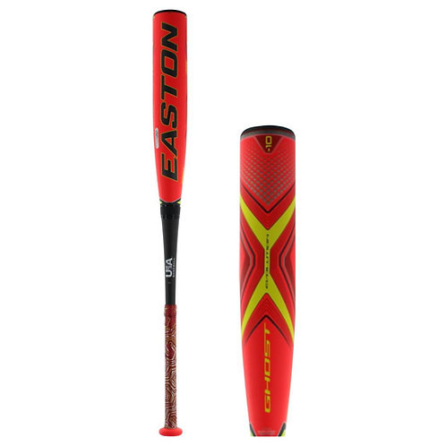 Easton 2019 Ghost X Evolution (-10) USA Baseball Bat