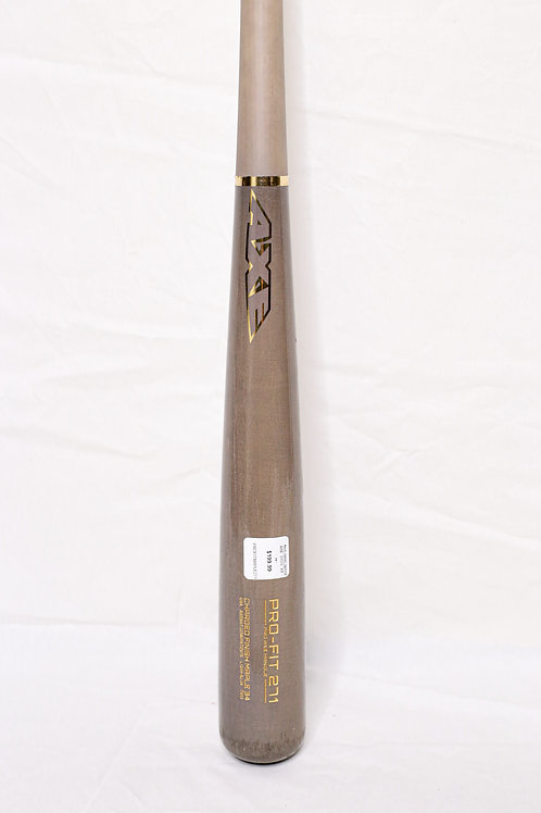 Axe 2020 Pro-Fit 271 Model Wood Bat with Pro Axe Handle