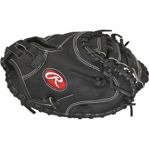 "Rawlings Heart of the Hide Fastpitch Softball 34"" Catcher's Mitt"