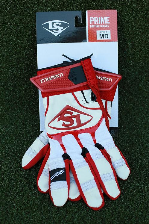Louisville Slugger Adult Prime Batting Gloves