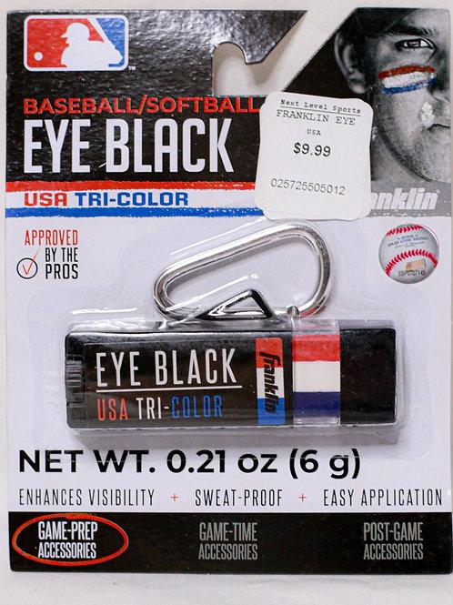 Franklin Eye Black USA Tri-Color