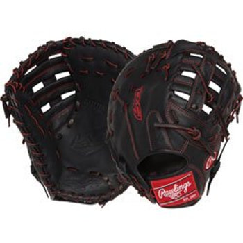 """Rawlings R9 Series 12"""" Youth Pro Taper First Base Mitt"""