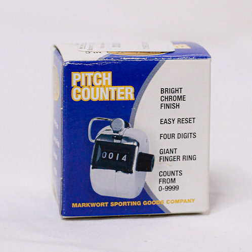 Markwort Pitch Counter