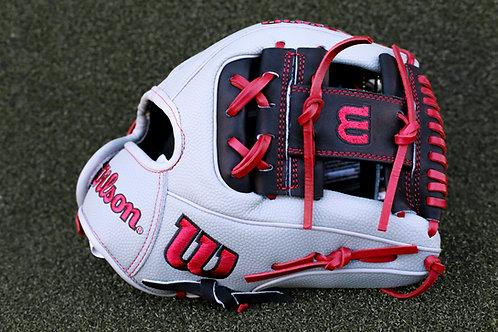 """2021 A2000 DP15SS 11.5"""" Infield Baseball Glove"""