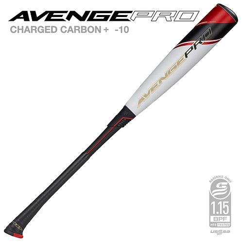 Axe 2021 Avenge Pro (-10) USSSA Baseball Bat