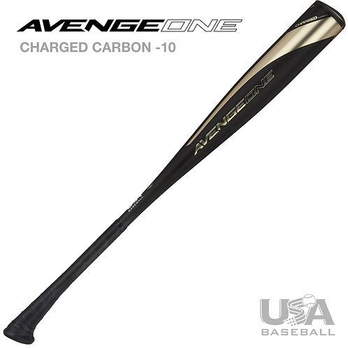 Axe 2020 Avenge One (-10) USA Baseball Bat
