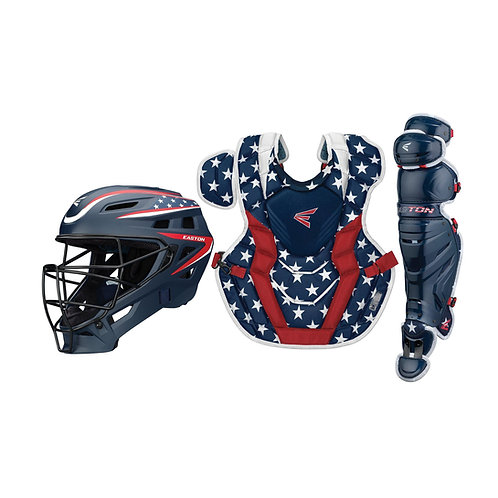 Easton Elite X Stars and Stripes Catchers Set