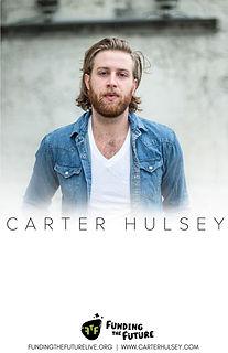Carter Hulsey Spring 2019 Poster - FTF v