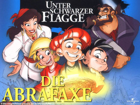 The Abrafaxe – Under The Black Flag